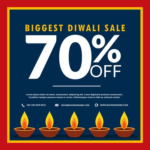 biggest diwali sale of discount and offers with diya