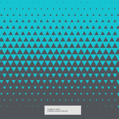 blue and gray abstract triangle background