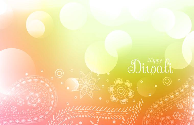 happy diwali greeting wallpaper