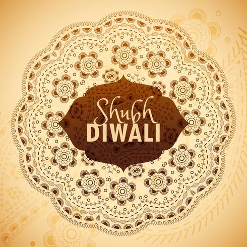 shubh diwali voeux carte de voeux
