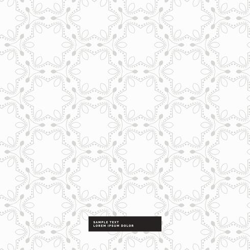 abstract pattern with light gray color background