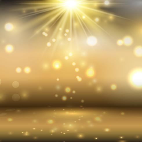 Goldener Displayhintergrund