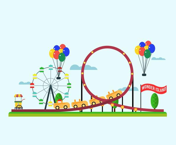 Playland Vector
