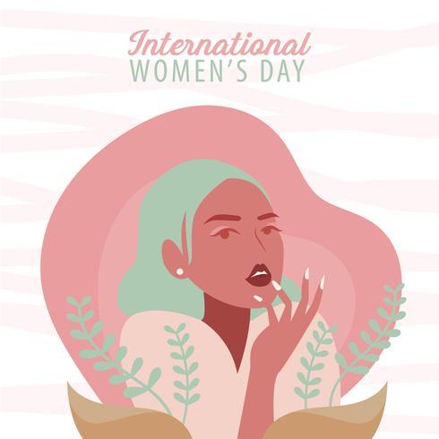 Internationale Frauentag-Vektoren