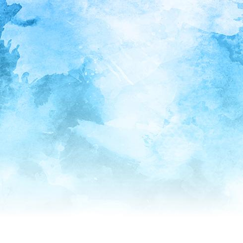Watercolour texture background vector