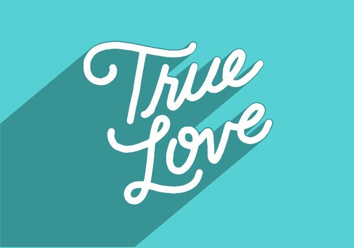 ware liefdesbelettering