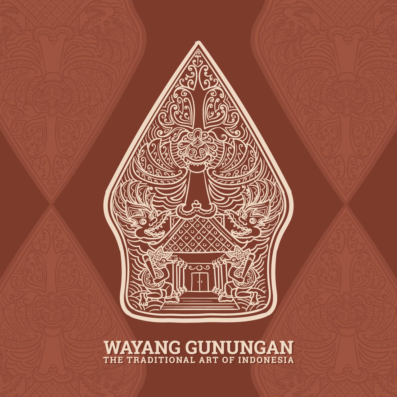 Gunungan Wayang - Download Free Vector Art, Stock Graphics ...