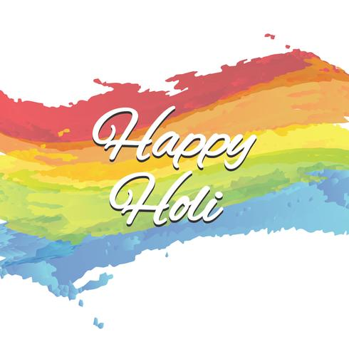 HAPPY HOLI CONTEXTE