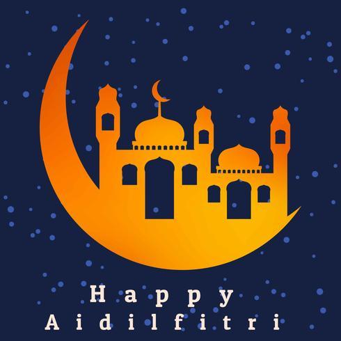 Aidilfitri Background