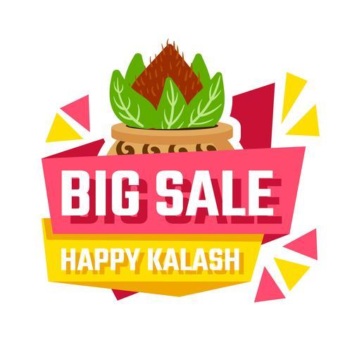 Happy Kalash Sale