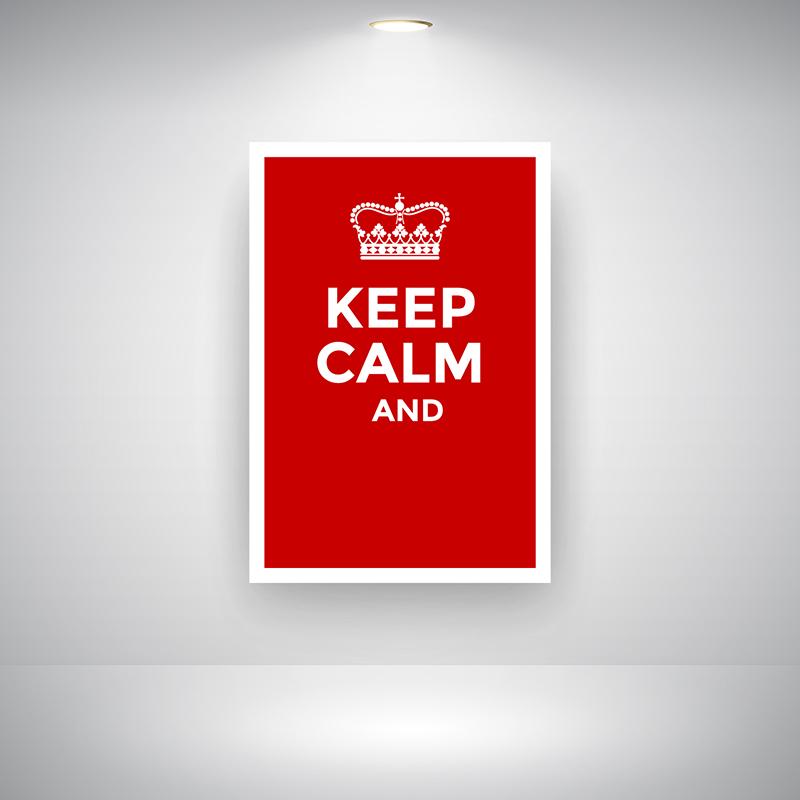 Keep Calm Free Vector Art 1025 Free Downloads