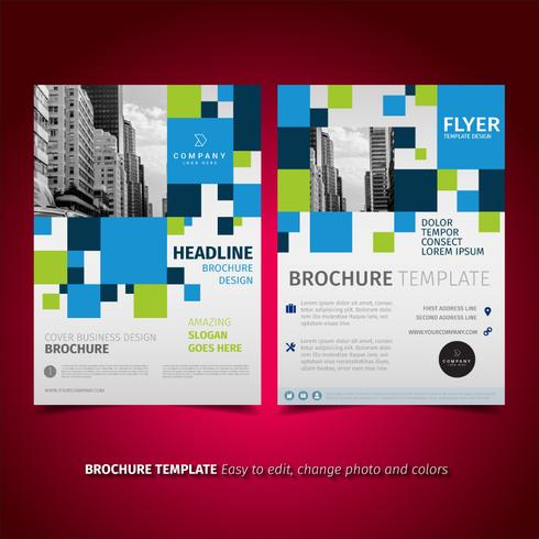 Business Brochure Design Flyer