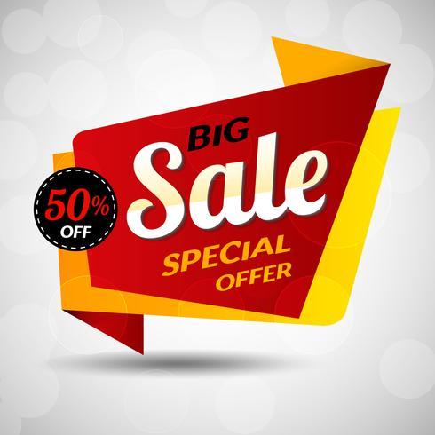 Elegant Sale Discount Banner
