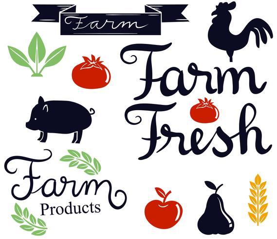 Farm Vectors