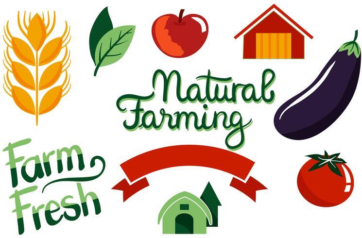 Vetores agrícolas