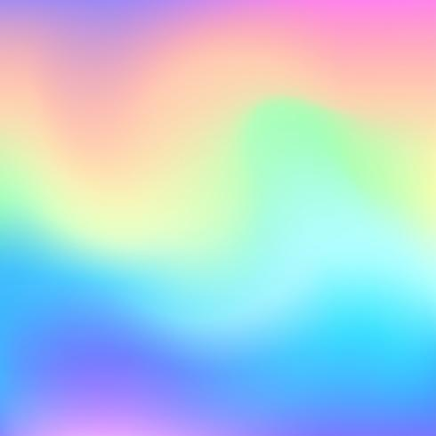 Holographic Wallpaper Vector