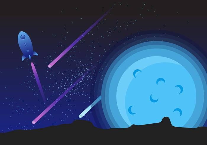 Vecteurs d'éléments d'univers exceptionnels