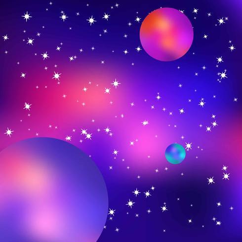 Kosmos Hintergrund