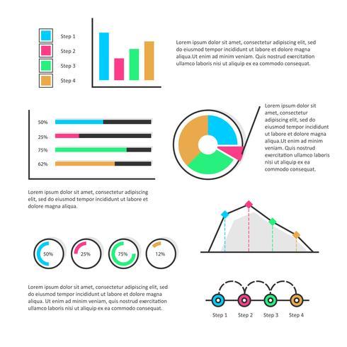 Vector de visualización de datos