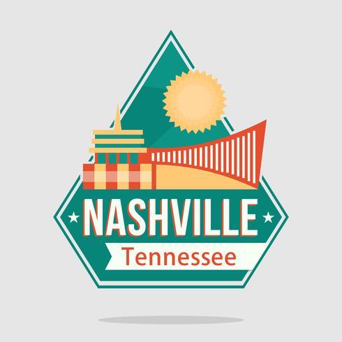 Nashville stadslandschap