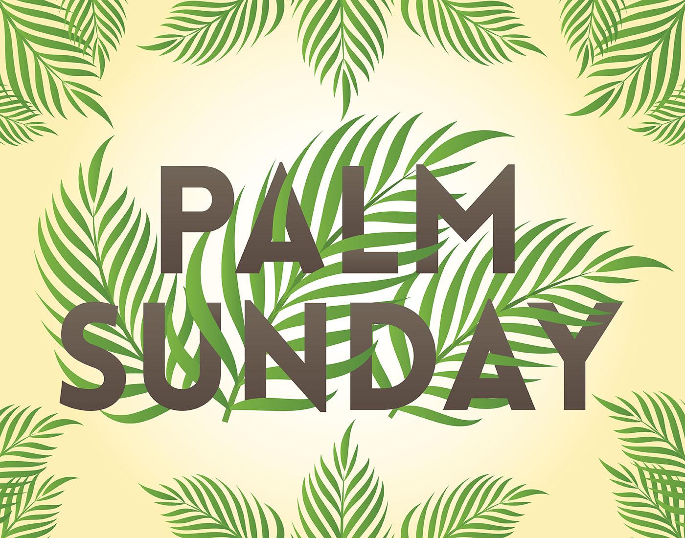 palm sunday - photo #44