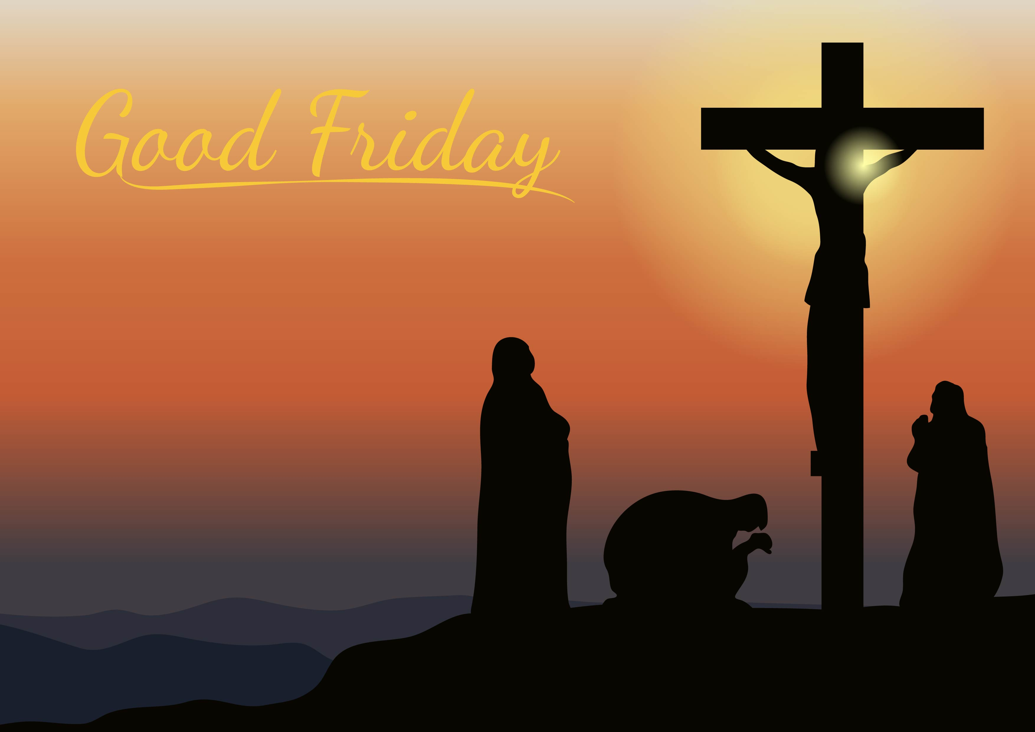Good Friday Background - Download Free Vector Art, Stock ... | 3508 x 2480 jpeg 139kB