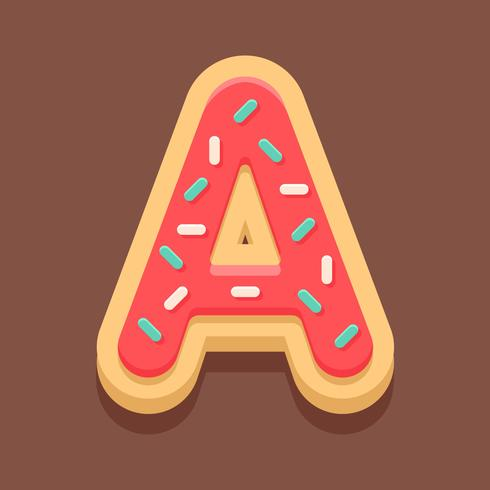 Letter A 4