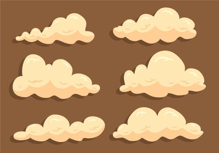 Nube de polvo suave