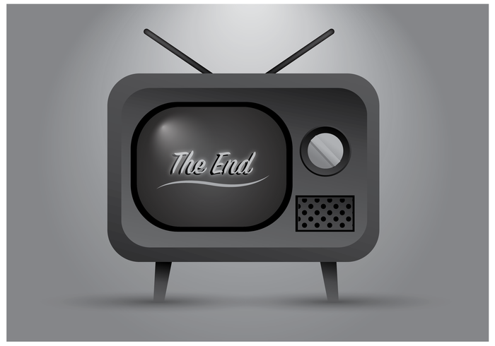 Old Television Vector Download Free Vector Art Stock Graphics