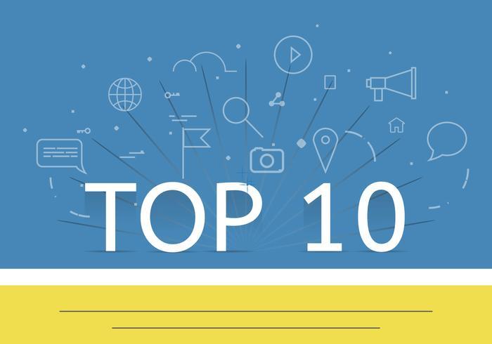 Top 10 vector plano