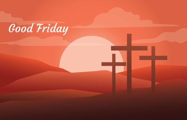 Beautiful Good Friday Background