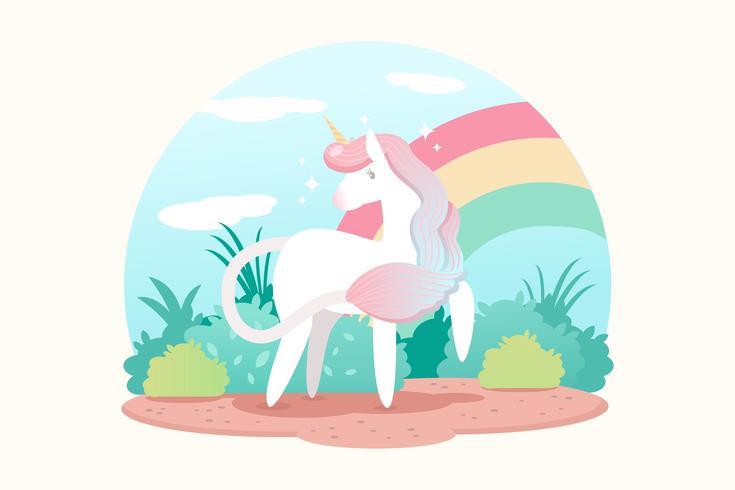 Vectores Unicornio