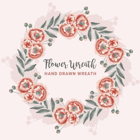 Guirnalda floral