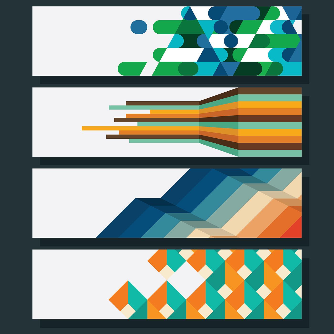 Geometrical Shapes Set: Download Free Vectors, Clipart Graphics