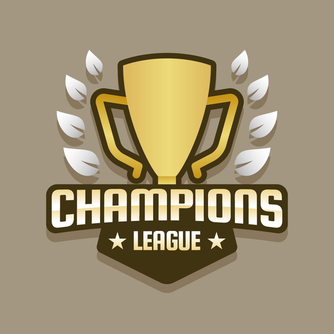 Champions League Vector: Outstanding Champions Vectors