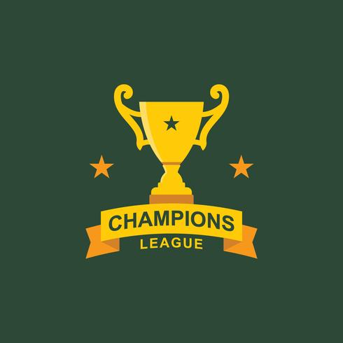 Champions League Logo Badge