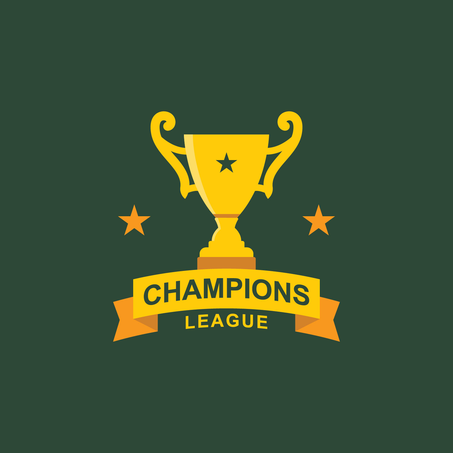Champions League: Champions League Logo Badge