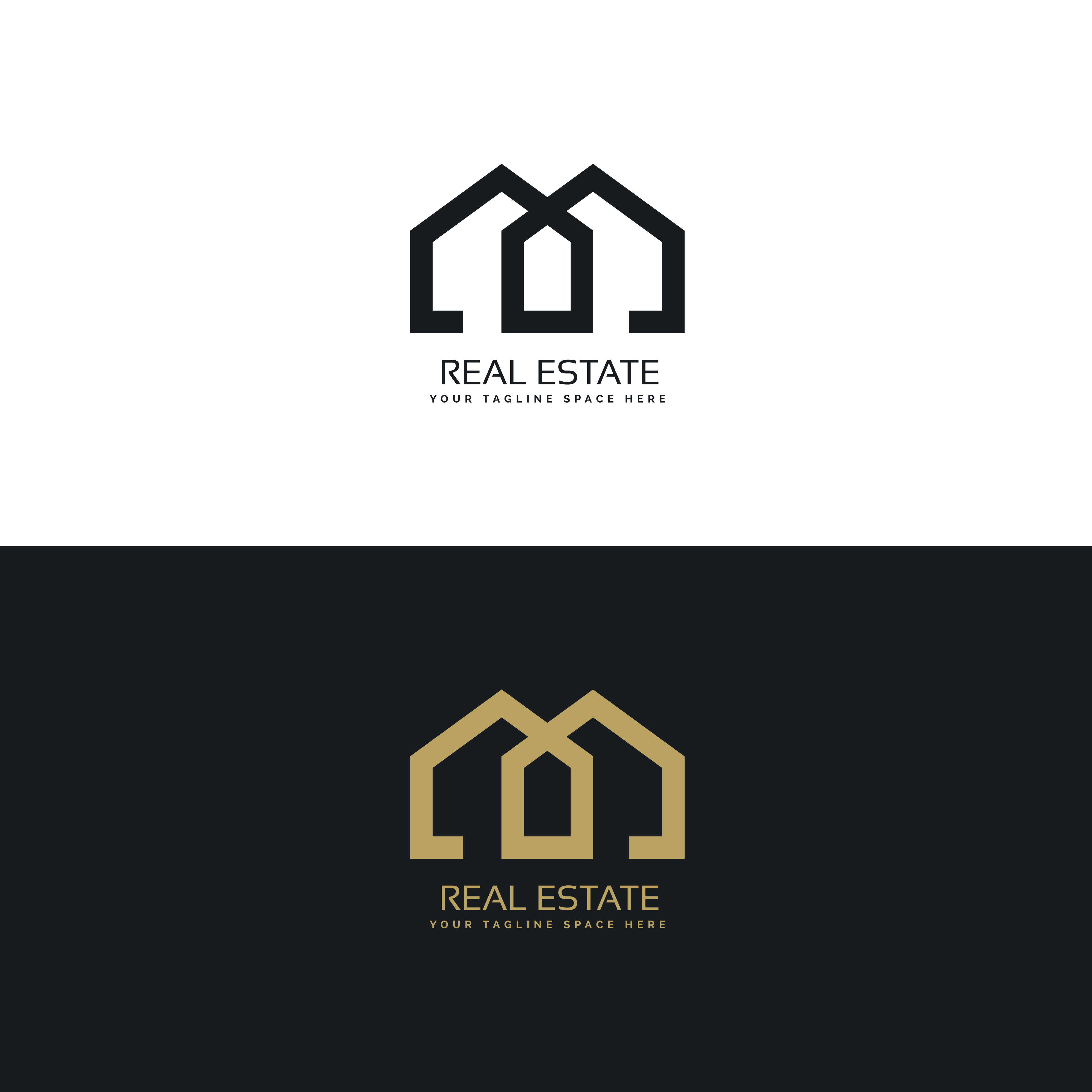 House vector logo free downloads