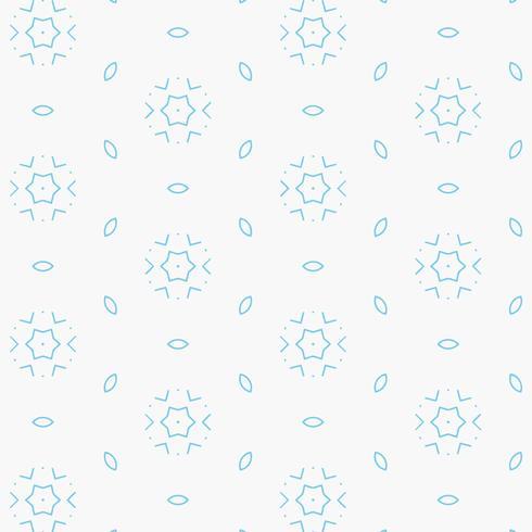 elegant ljusblå abstrakt mönster
