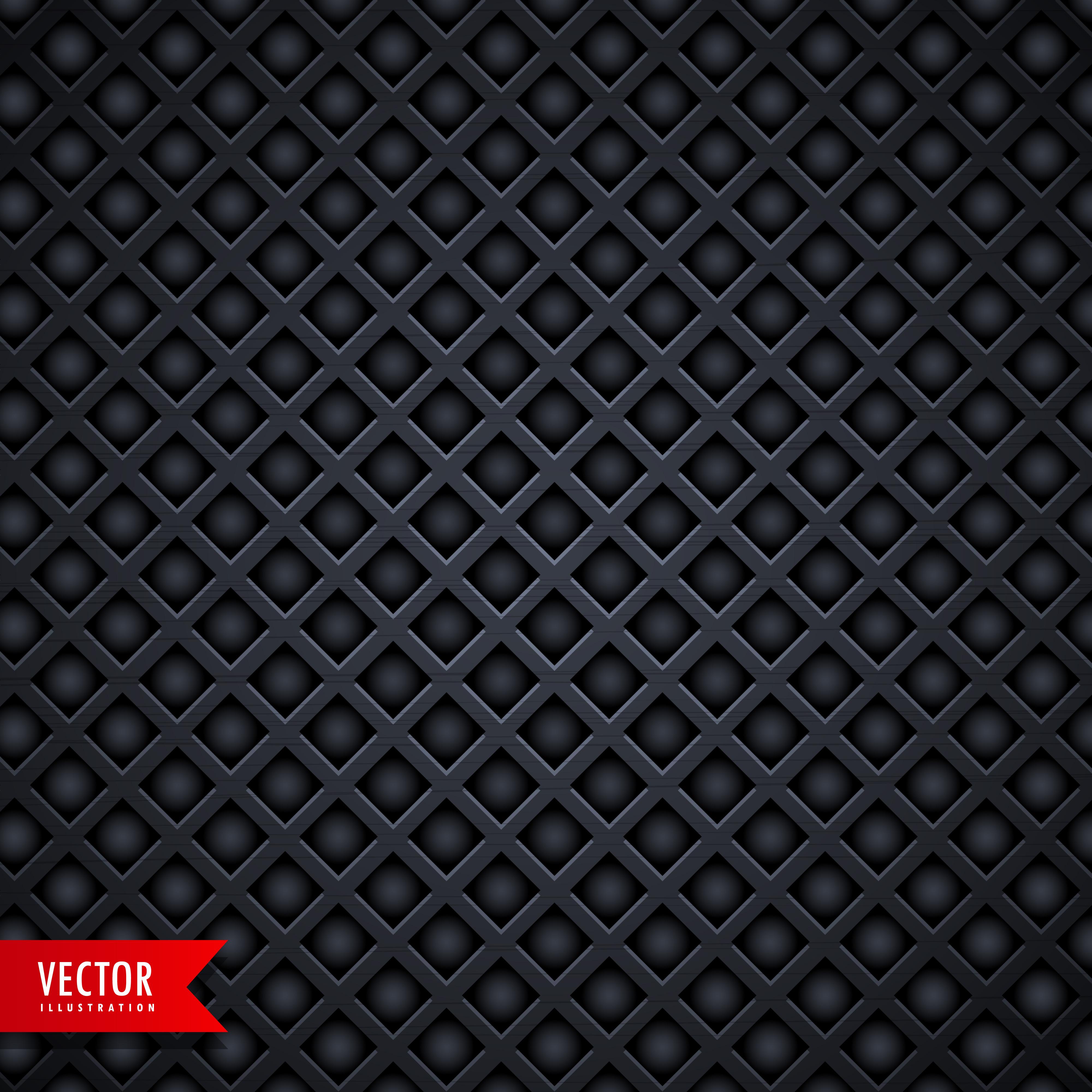 stylish metal texture dark background with diamond shape