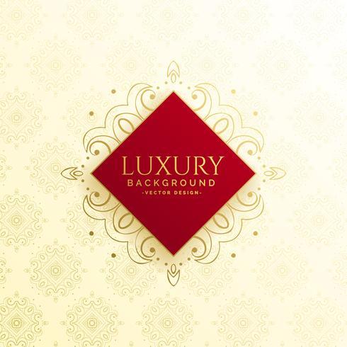 schönes Luxuseinladungsschablonendesign