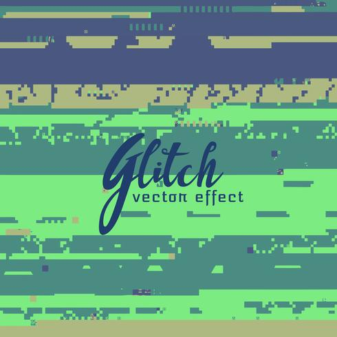 abstract glitch background for corrupted image