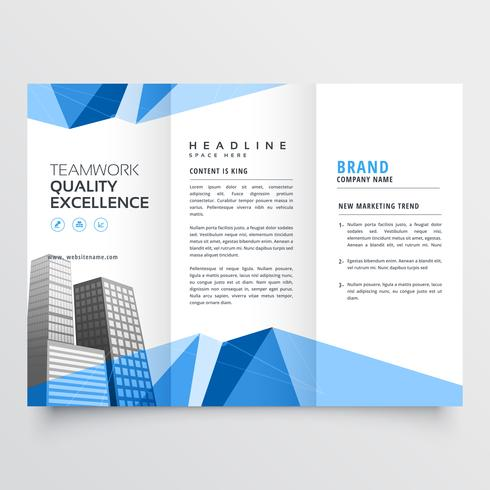 real estate modern brochure design for your business
