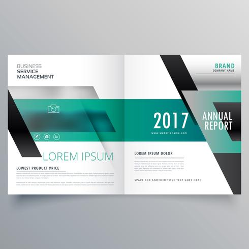 company bifold brochure design for your business