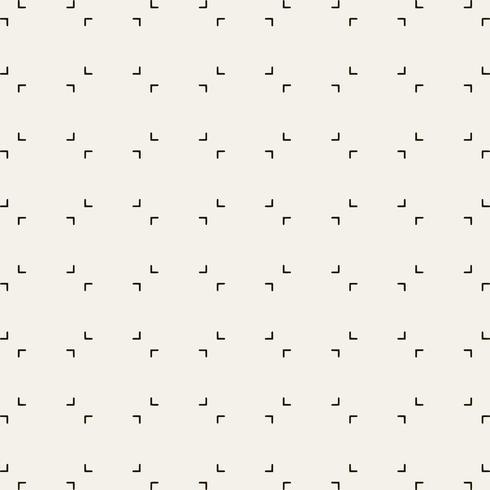 schoon minimaal patroon