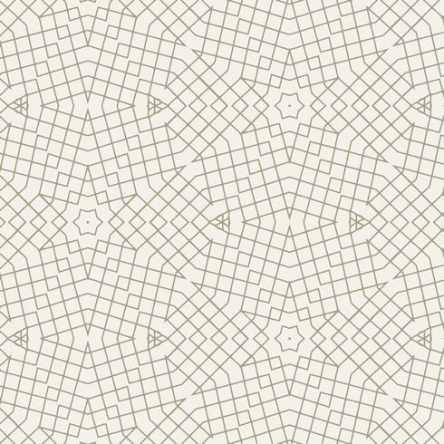geometric abstract pattern made with lines