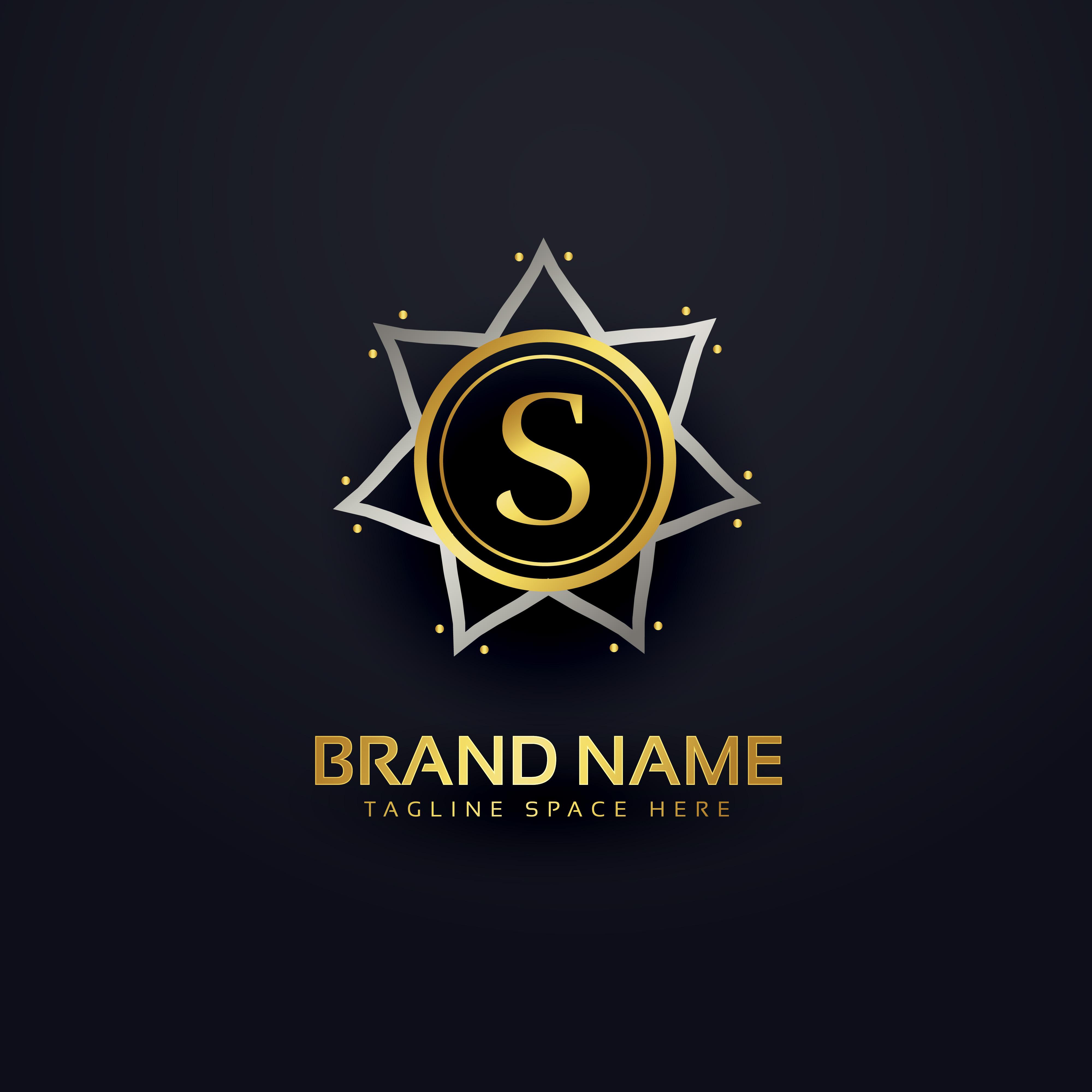 Letter s logo design in premium style download free for Immagini design