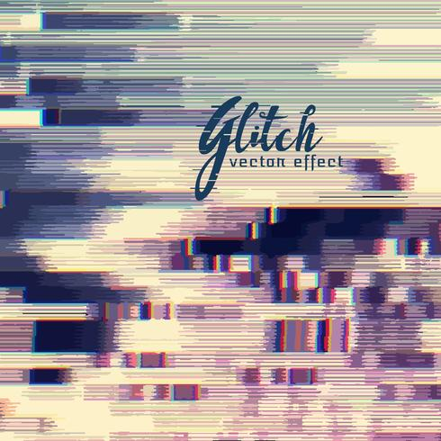 abstract glitch background of digital corrupt image
