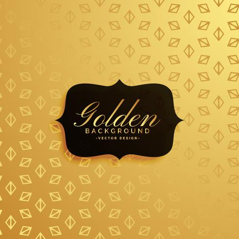awesome golden pattern texture background
