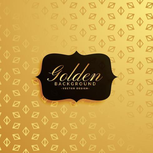 fundo de textura incrível padrão dourado